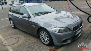 5er BMW M Paket Weiß Matt (2)