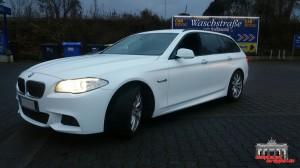 5er BMW M Paket Weiß Matt (7)