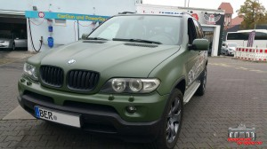 BMW X5 Nato Oliv Hauptstadt Wrapper (1)