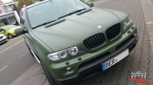 BMW X5 Nato Oliv Hauptstadt Wrapper (8)