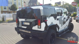 Hummer H2 Camouflage Wintertarn Folierung Car Wrapping Hauptstadt Wrapper (13)