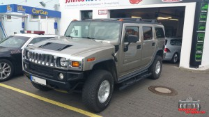 Hummer H2 Camouflage Wintertarn Folierung Car Wrapping Hauptstadt Wrapper (3)