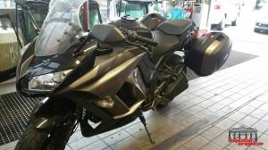 Motorrad Flip flop Hauptstadt Wrapper (1)