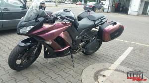 Motorrad Flip flop Hauptstadt Wrapper (3)