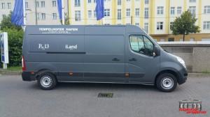 Renault Master Holzkohle Metallic Hauptstadt Wrapper (5)