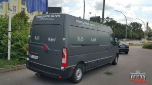Renault Master Holzkohle Metallic Hauptstadt Wrapper (6)