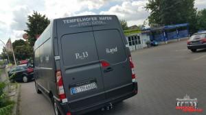 Renault Master Holzkohle Metallic Hauptstadt Wrapper (7)