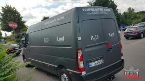 Renault Master Holzkohle Metallic Hauptstadt Wrapper (8)