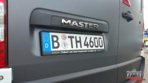 Renault Master Holzkohle Metallic Hauptstadt Wrapper (9)